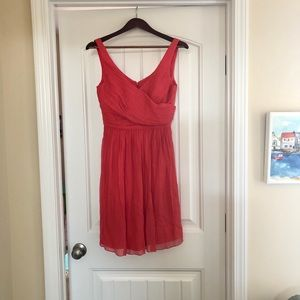 NWOT J Crew Organza Bridesmaid/party dress Size 4